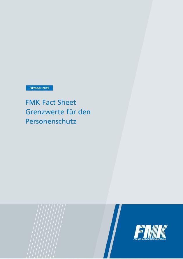 FMK Fact Sheet: Grenzwerte für den Personenschutz