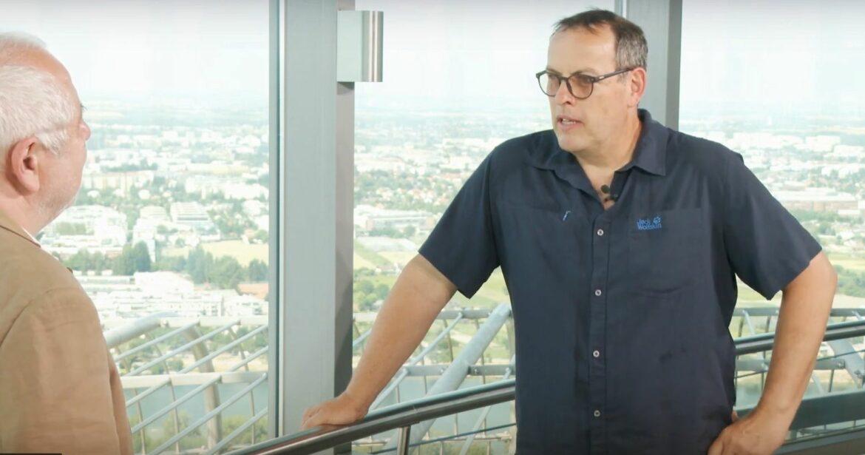 """""""5Gespräche"""" mit Univ. Prof. DDr. Ulrich Berger"""