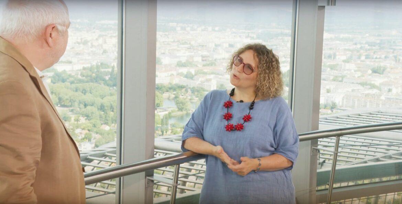 """""""5Gespräche"""" mit Mag.a Ulrike Schiesser"""